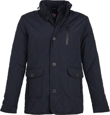 Suitable Seb Winterjas Navy