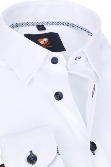 Suitable Shirt 227-1 Non-Iron White