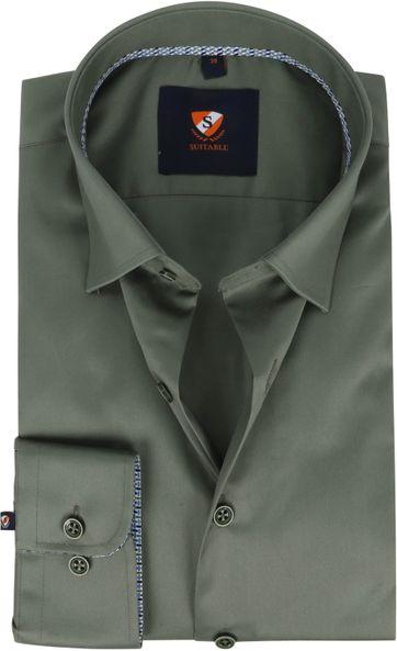Suitable Shirt 227-7 Green