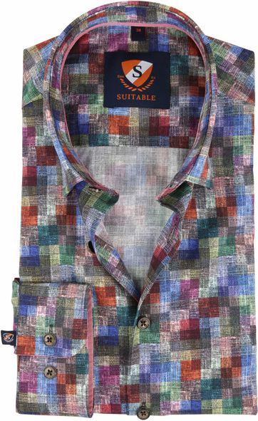Suitable Shirt Blocks 183-5