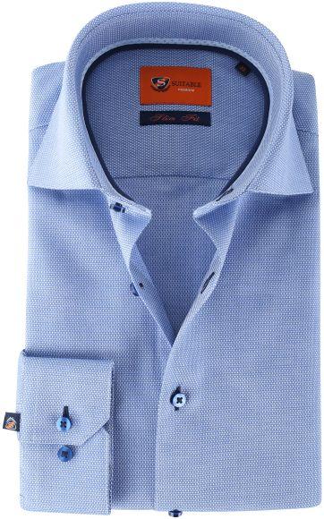 Suitable Shirt Blue 62-13