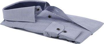 Suitable Shirt Blue Wesley