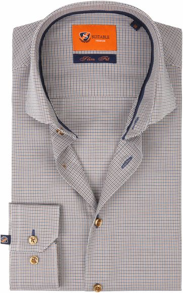 Suitable Shirt Checks D82-05