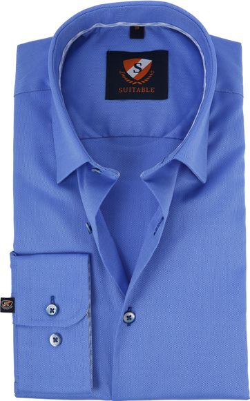 Suitable Shirt Cobalt HBD