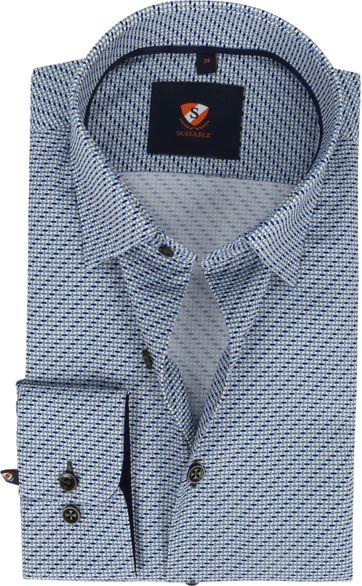Suitable Shirt Graphic Pattern Multicolour