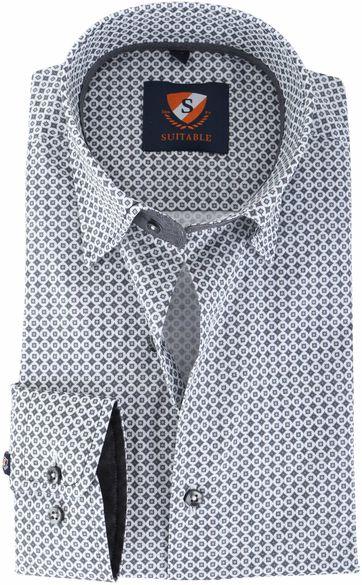 Suitable Shirt Greysley 141-6