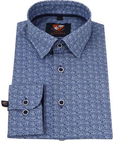 Suitable Shirt HBD Dessin