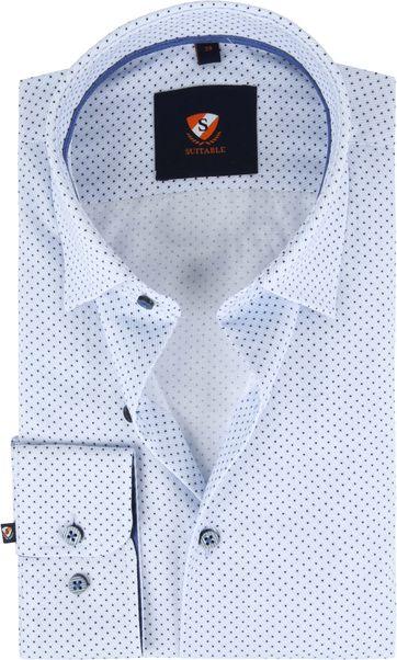 Suitable Shirt HBD SF Light Blue