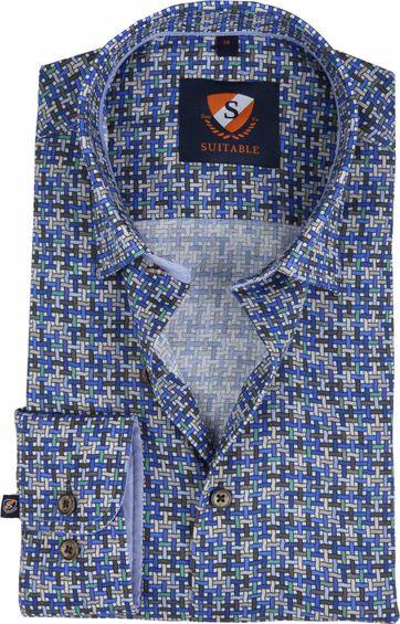 Suitable Shirt HBD Smart Weave