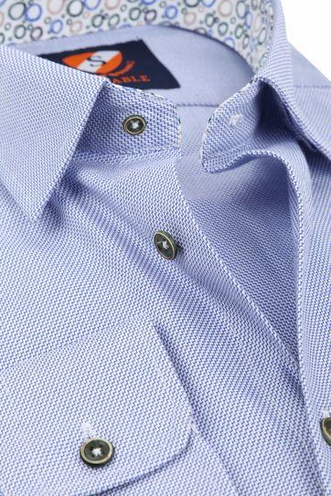 Suitable Shirt HBD Waut Blue
