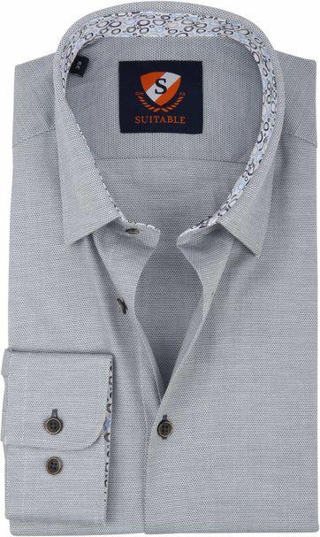 Suitable Shirt HBD Wesley Grey
