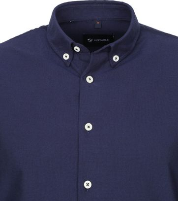 Suitable Shirt Max Navy