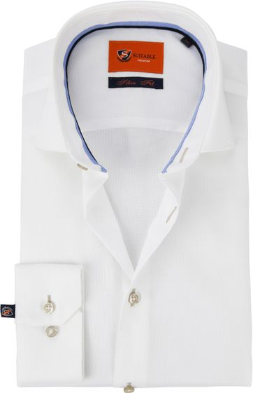 Suitable Shirt Oxford Roy White