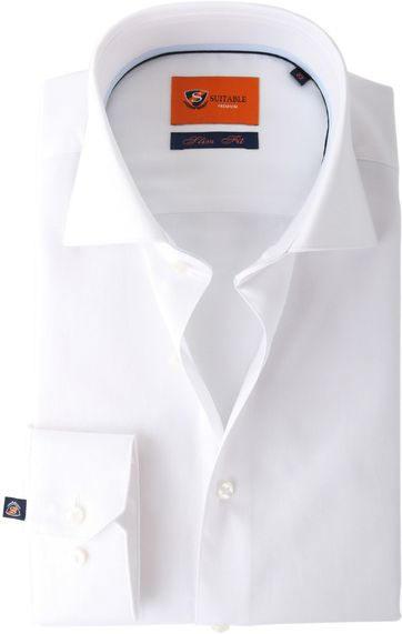 Suitable Shirt Oxford White