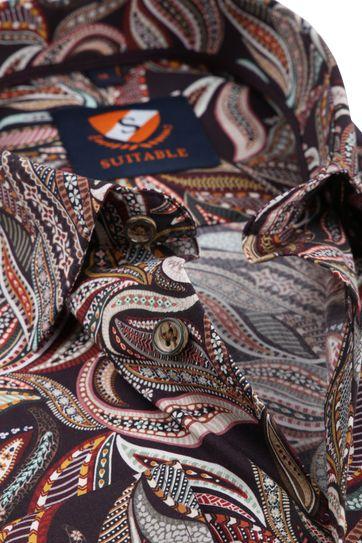 Suitable Shirt Paisley 188-3