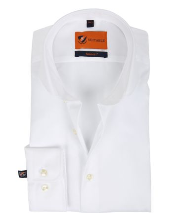 Suitable Shirt SL7 White 180-1