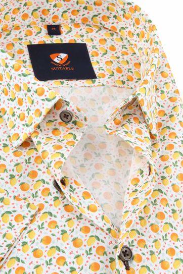 Suitable Shirt Tangerine