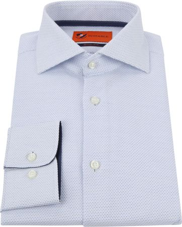 Suitable Shirt Wesley White