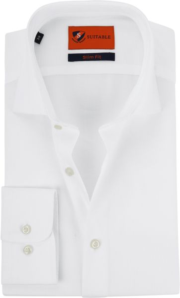 Suitable Shirt White