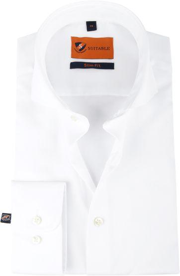 Suitable Shirt White 146-7
