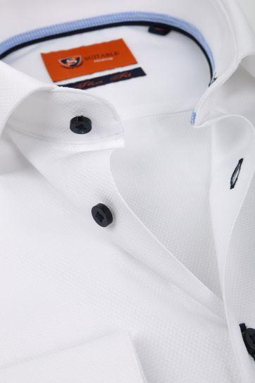 Suitable Shirt White D81-18