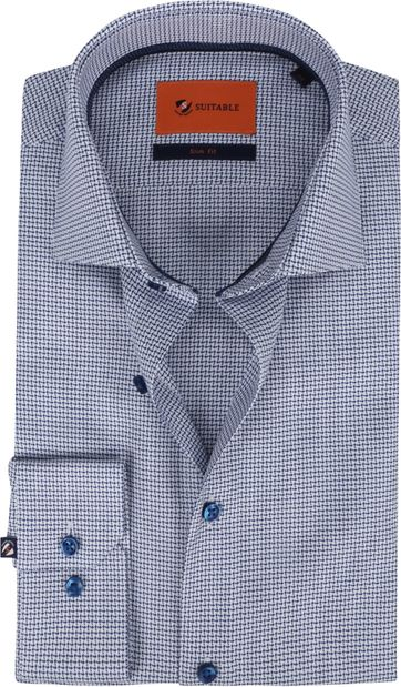 Suitable Shirt WS Micro White