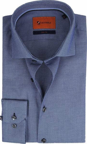 Suitable Shirt WS Print Navy