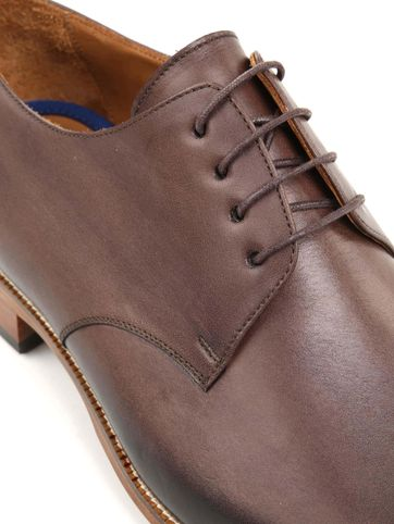 Suitable Shoe Leather Brown