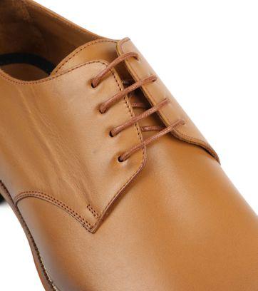 Suitable Shoe Leather Cognac