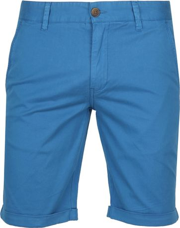 Suitable Short Barry Blue