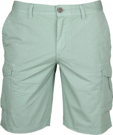 Suitable Short Calgary Mint Groen