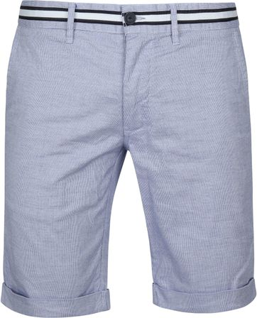 Suitable Short Don Hellblau