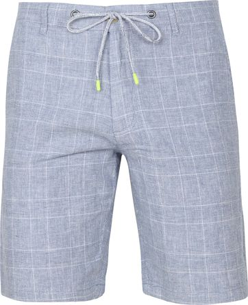 Suitable Short Stanley Lichtblauw