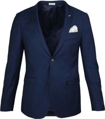 Suitable Sneaker Anzug Mittelblau