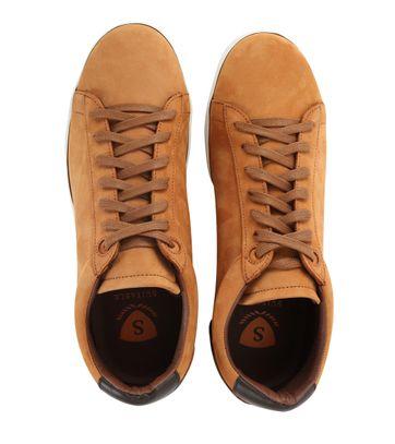 Detail Suitable Sneaker Cognac Nubuk