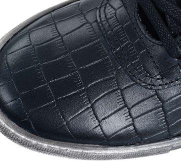 Suitable Sneaker Croco dark blue 1611 P Croco order online