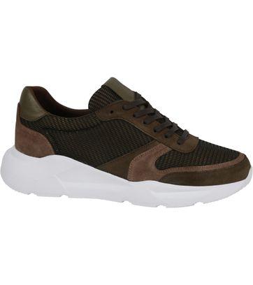 Suitable Sneaker Donkergroen
