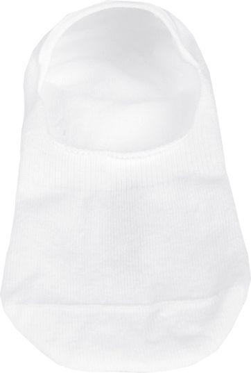 Suitable Sneaker Socken 3-Pack Weiß