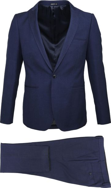Suitable Sneaker Suit Dark Blue