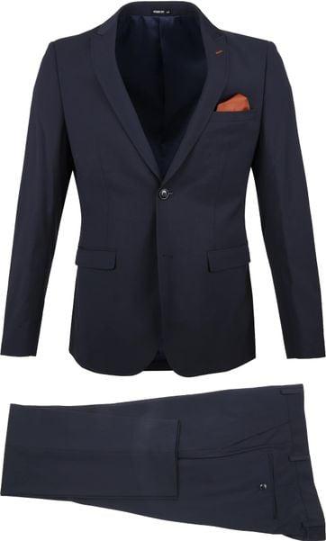 Suitable Sneaker Suit Navy