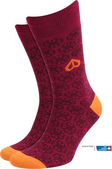 Suitable Socken KWF Fuchsia