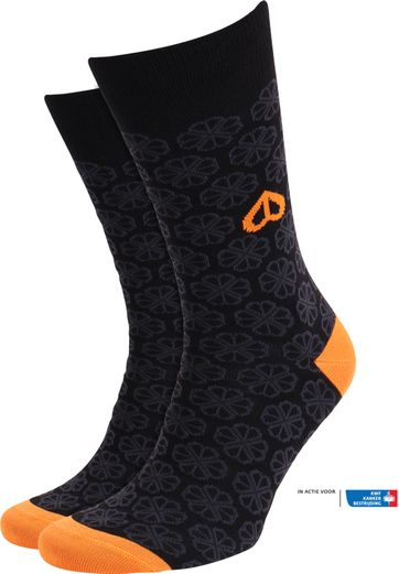 Suitable Socken KWF Schwarz