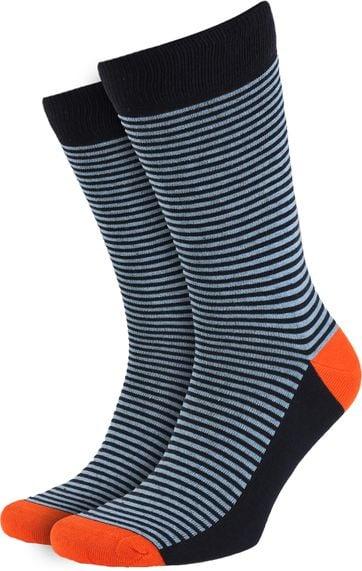 Suitable Socken Navy / Hellblau