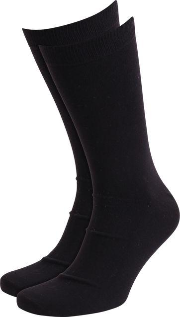 Suitable Socken Schwarz