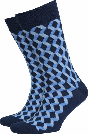 Suitable Socks Blue