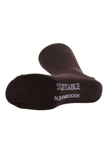 Suitable Socks Brown