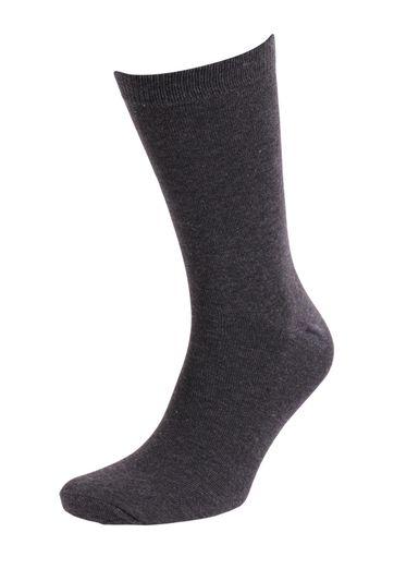 Suitable Socks Dark Grey Mellee