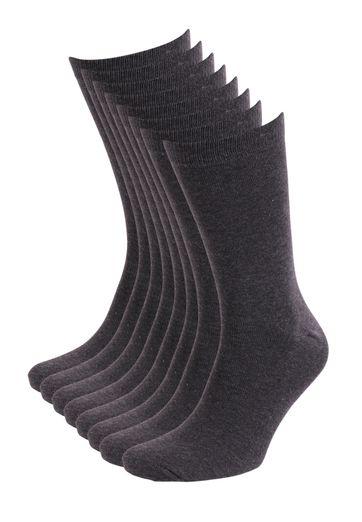 Suitable Socks Grey 8-Pack
