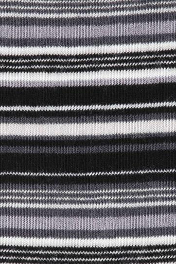Suitable Socks Grey Stripes