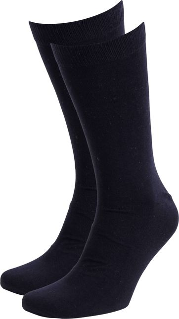 Suitable Socks Navy